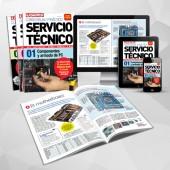 Colección Servicio técnico 2016 - Colección Impresa + Digital