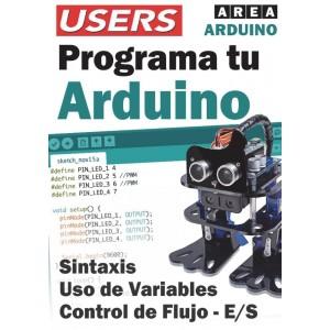 Programa tu Arduino