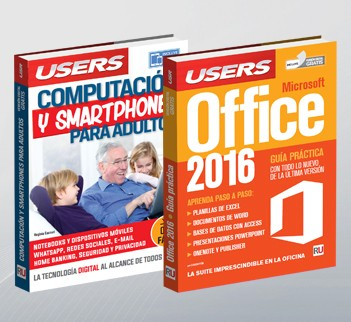 Pack Computacion para adultos + Office 2016
