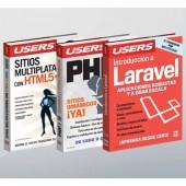 Pack 2 Laravel + PHP 7+ SitiosMultiplataforma