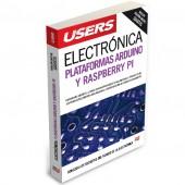 Electrónica: plataformas Arduino y Raspberry Pi
