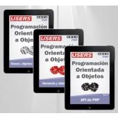 Colección Programación Orientada a Objetos (3 volúmenes - ebooks)