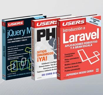 Pack 3 Laravel + PHP 7+ JQuery