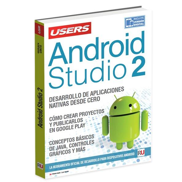 Android Studio 2 - Libro Impreso