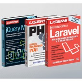 Pack 3 Laravel + PHP 7+ JQuery