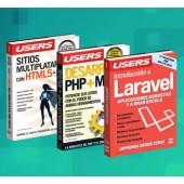 Pack 1 Laravel (+Desarrollo PHP+MySQL)+(SitiosMultiplataforma)